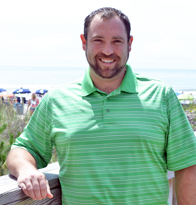 Seaside Golf Director