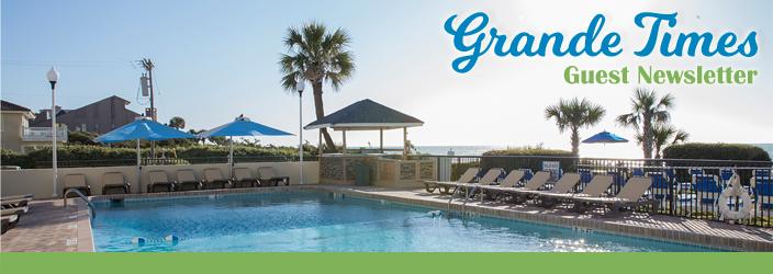 Grande Shores Newsletter