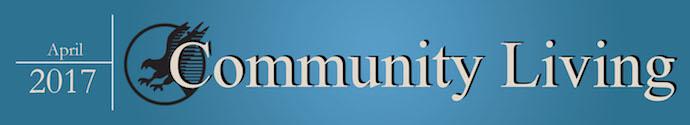 Community Living - April 2017