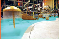 Captain's Quarters Shipwreck Lagoon Waterpark