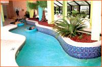 Hotel Blue Indoor Lazy River