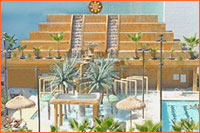 Landmark Resort Outdoor Water Park