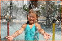 Landmark Resort Kiddie Pool