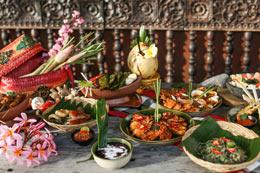 Chinese New Year's Eve at Kampoeng Bali