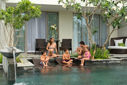 Family package at RIMBA
