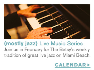 (mostly jazz) Live Music