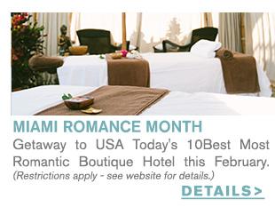 Miami Romance Month
