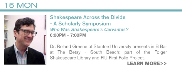 RSVP - 2/15 Shakespeare Symposium