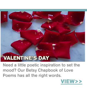 VIEW - Valentine's Day Poetry
