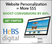 HeBS: Website Personalization
