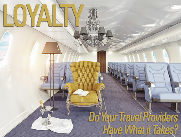 Loyalty – Do your Travel Providers Have What It Takes?