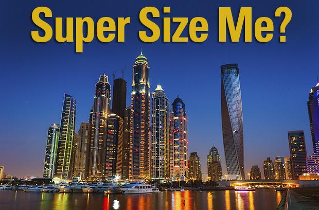 Super Size Me?