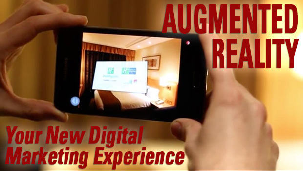 Augmented Reality: Your New Digital Marketing Experience
