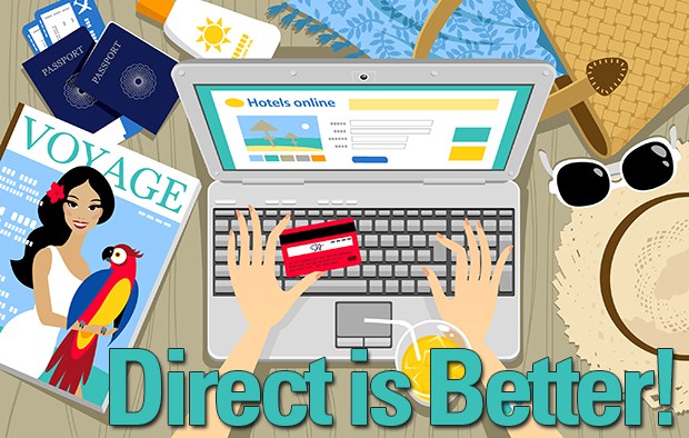 Direct is Better!