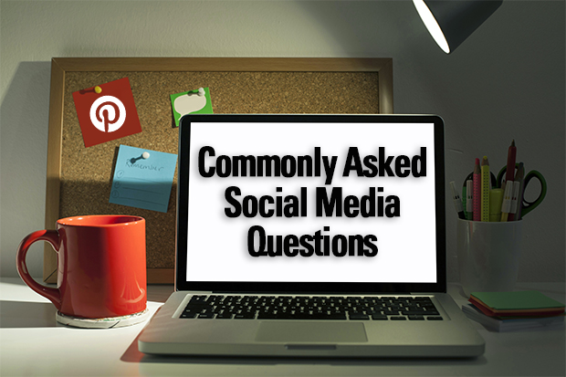 Commonly Asked Social Media Questions