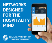 Blueprint RF - Networks Designed for the Hospitality Mind