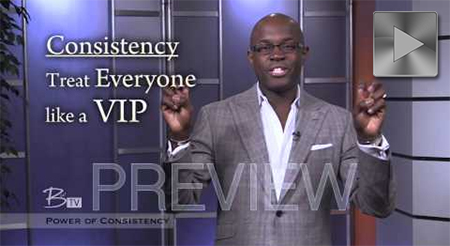 Bryan Williams: The Power of Consistency