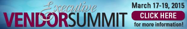 Executive Vendor Summit 2015