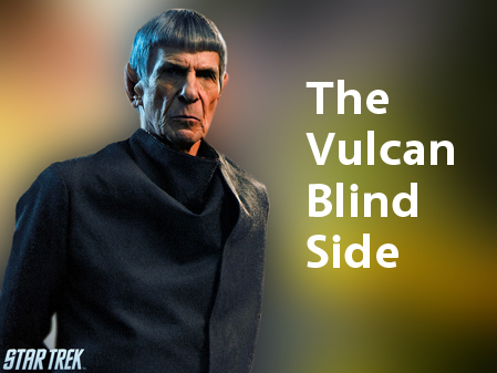 Big Data: The Vulcan Blind Side