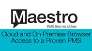 Maestro PMS: Tech Spotlight