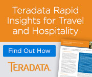 Teradata Rapid Insights for Travel and Hospitality