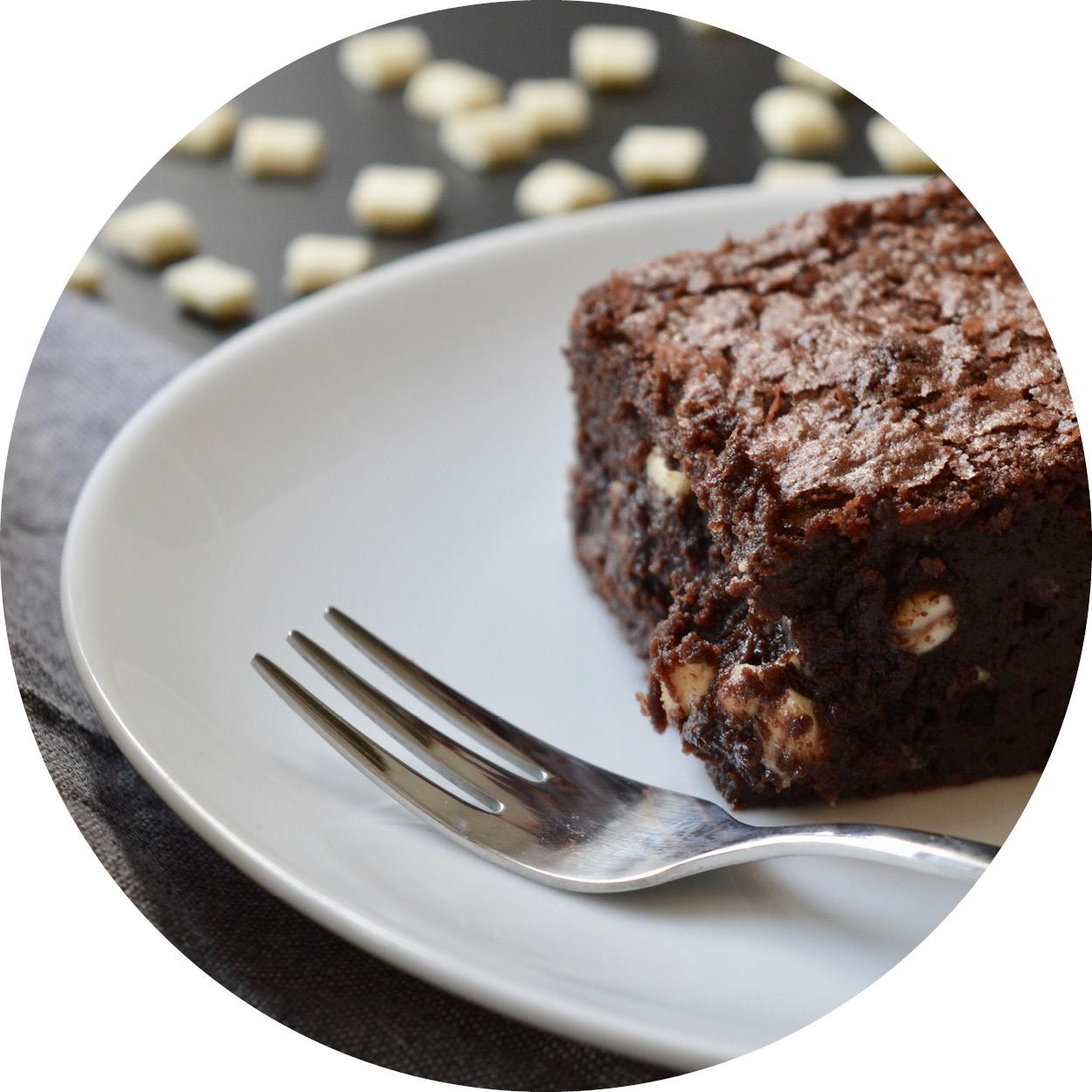 Recipe: Fool proof chocolate brownies