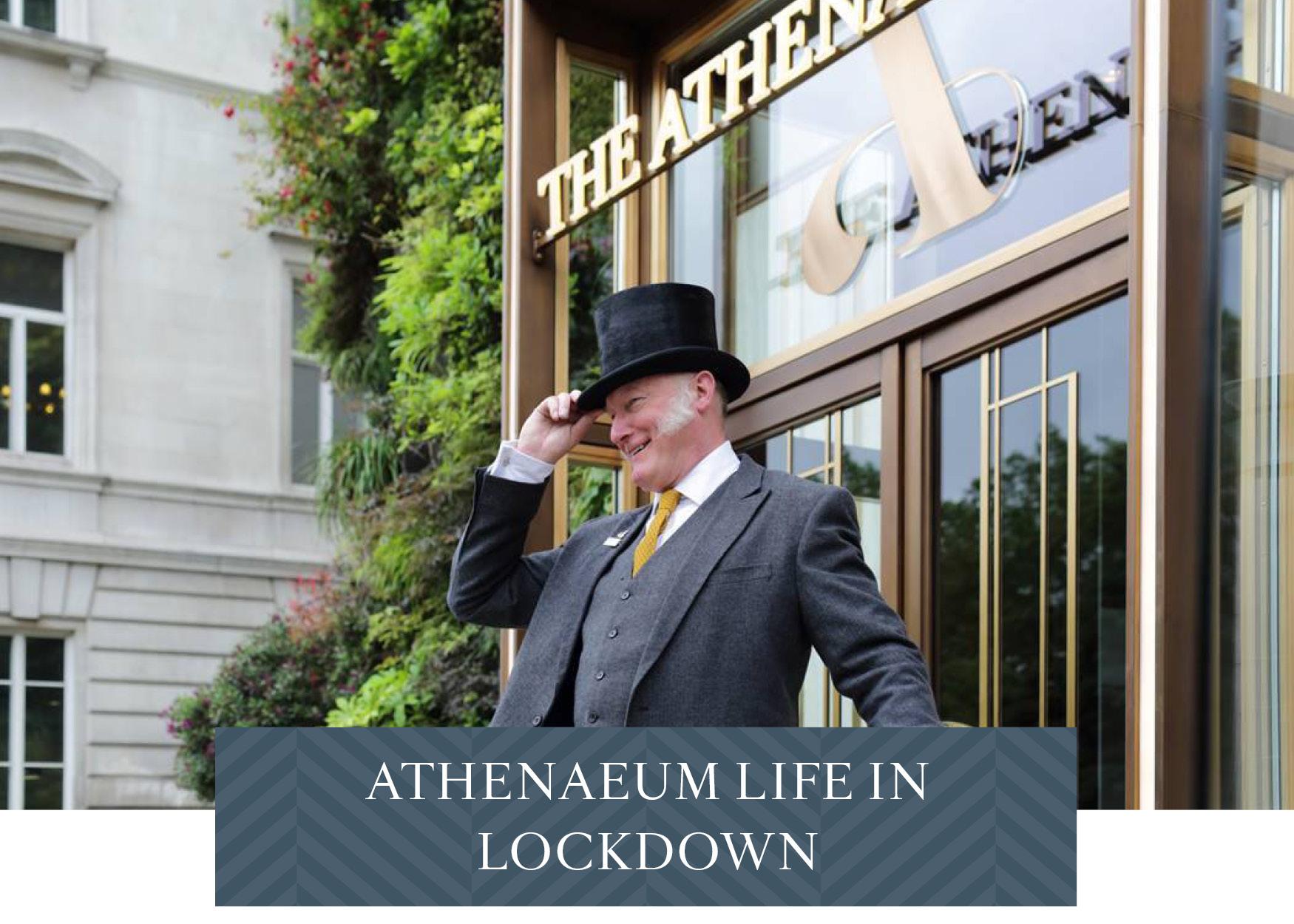 April at the Athenaeum