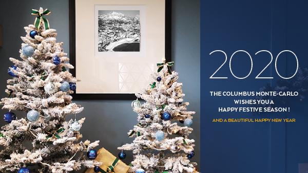 Festive Season at Columbus Monte-Carlo
