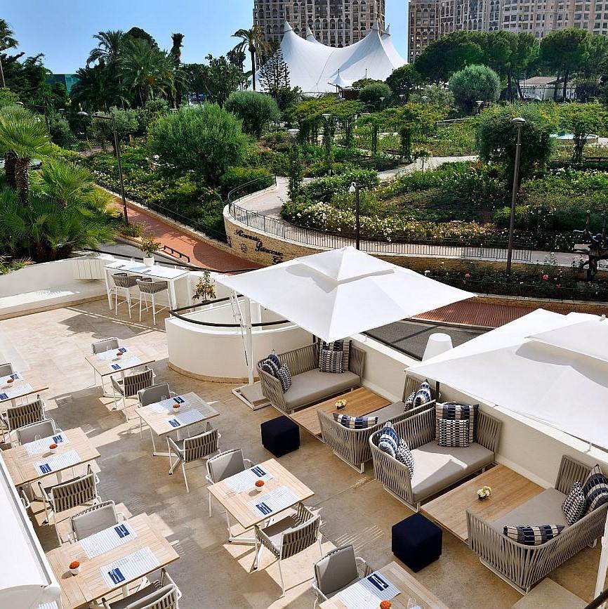 Restaurant TAVOLO avec terrasse