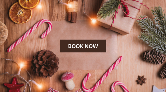 Save 30% with our Pre-Christmas Sale - Book Now!