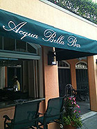 Aqua Bella Bar