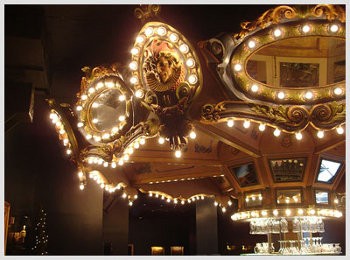 Newly Renovated Carousel Bar