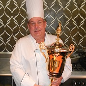 Chef Randy Buck wins Chef of the Year