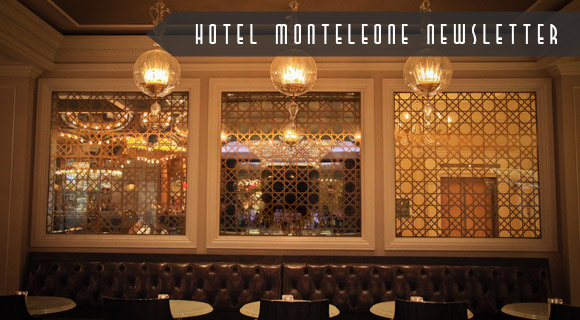 Hotel Monteleone eNewsletter September 2013