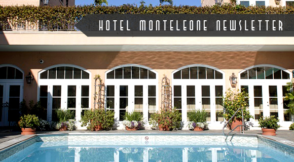 Hotel Monteleone New Orleans Hotel Rooftop Pool
