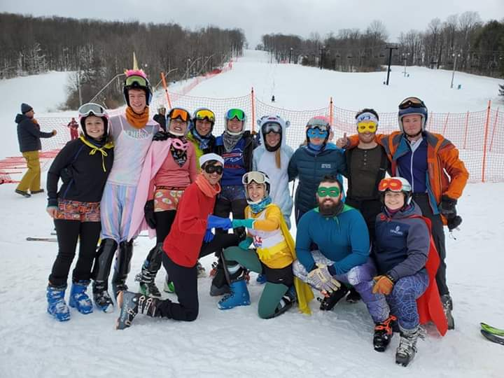 College Students Welcome at Toggenburg Mountain